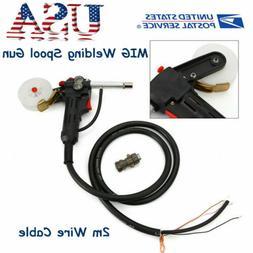 MIG Welder Spool Gun Push Pull Feeder Aluminum Welding Torch