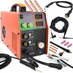 MIG Welder TIG MMA Welding Machine No Gas MIG Welding Gun To