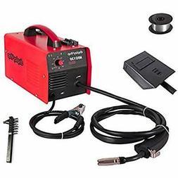 MIG Welding Equipment Portable No Gas 130 PLUS Welder Flux C