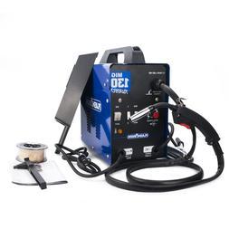 Mig 130 Inverter IGBT MIG Welding Machine - 110 Volts - Weld