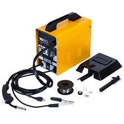 Best Choice Products MIG130 Welding Machine Set Automatic Fl