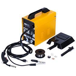 Best Choice Products MIG130 Welding Machine Set Automatic Fl