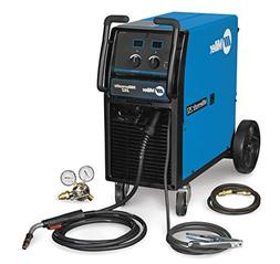 Miller Millermatic 252 MIG Welder, 200 V 200 Amps At 28 Volt