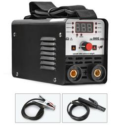 HZXVOGEN Mini ARC Welder MMA Electric 220V 110A Inverter ARC