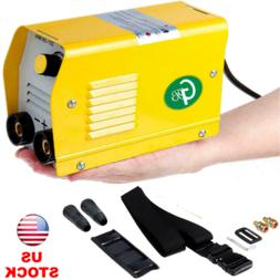 Mini Electric Welding Machine IGBT DC Inverter ARC MMA Handh