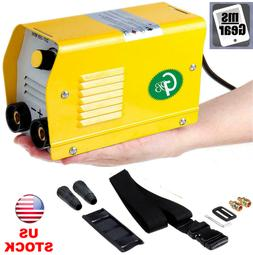 Mini Electric Welding Machine IGBT DC Inverter ARC MMA Handh