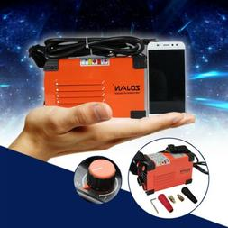 Mini Handheld MMA Electric Welder 220V 20-250A Inverter ARC