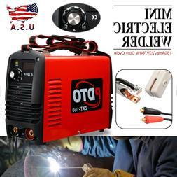 Mini IGBT ARC Welding Machine MMA Electric Welder 110V 230V