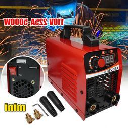Mini IGBT ARC Welding Machine MMA Stick Electric Welder 110V