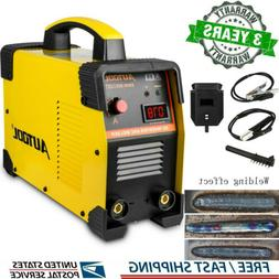 Mini IGBT ARC Welding Machine MMA Electric Welder 110V 220V