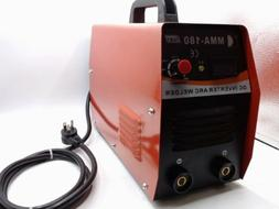 MMA-180, 200 Amp Stick Arc Inverter DC Welder, 115V & 230V D
