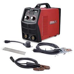 MMA-180 Amp Stick Arc DC Inverter Welder, 115 & 230V Welding