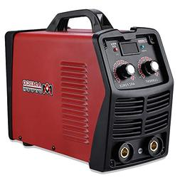MMA 200-Amp Stick ARC DC Inverter Welder, Digital Display LC