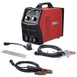 MMA-200 Amp Stick Arc DC Inverter Welder, 115 & 230V Welding