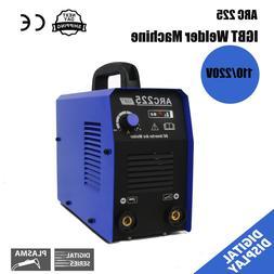 MMA ARC Interver IGBT Stick 110/220V / DC Portabel Welder We
