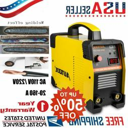 MMA ARC Welding Machine 110V/220V Portable DC IGBT Inverter