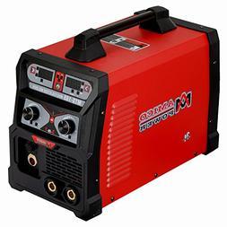 MTS-165 165 Amp MIG/TIG-Torch/Stick Arc Combo Welder, Weld A
