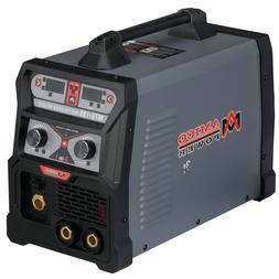 MTS-185 185 Amp 3-IN-1 MIG/TIG/Stick Arc Combo Welder, MIG-W