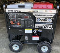 Kohler Multiplex 9600rs Generator, Welder & Air Compressor 2