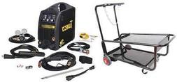 ESAB W1003142 Multiprocess Welder, Fabricator 3-in-1 141i Se