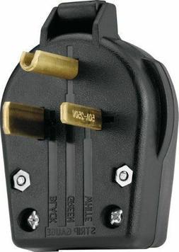 NEMA 6-30P 6-50P WELDER PLUG 50 AMP MALE  220v 208 220 250 V