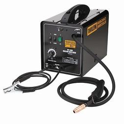 New 240 Volt 170 Amp Mig Flux Wire Welder With Accessories I