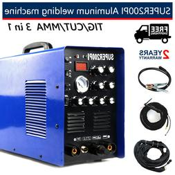 NEW 7 in 1 Plasma Cutter IGBT 200A AC/DC PULSE TIG/MMA ALUMI