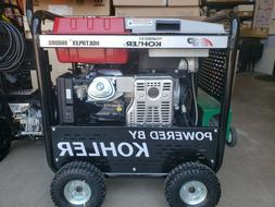 New!! AMP KOHLER MULTIPLEX 9600rs 3 in 1 Generator/welder/Co