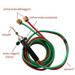 New Butane Acetylene Welder Oxygen Gas Welding Torch Gun Cut