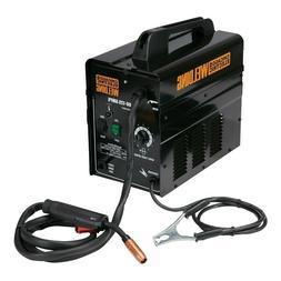 New Chicago Electric Gasless Flux 125 amps Core arc Welder P