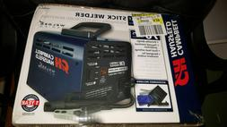 NEW Campbell Hausfeld Welding Machine Stick Welder 115 Volt