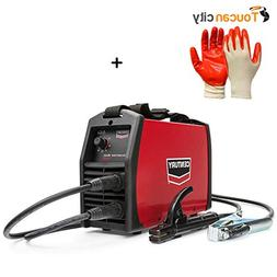 Toucan City Nitrile Dip Gloves and Lincoln Electric 90 Amp I