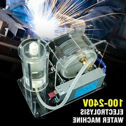 Oxy-hydrogen Flame Generator Electrolysis Water Machine Wate