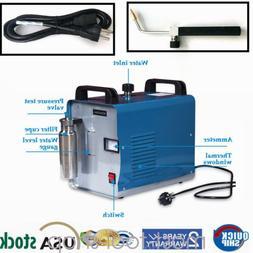 Oxy-Hydrogen Generator Acrylic Flame Polishing Machine Water