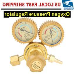 Oxygen Gas Welding Welder Regulator Pressure Gauge Type Cutt