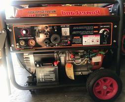Powerland PDW-210E 210 AMP Stick ARC Welder & Generator 16 H