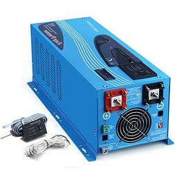 SUNGOLDPOWER 3000W Peak 9000W Pure Sine Wave Power Inverter