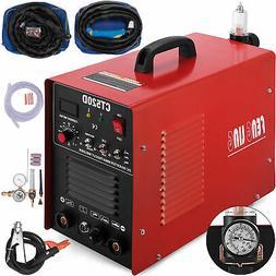 Vevor Plasma Cutter CT520D 50A/200A TIG ARC Stick Welder 110