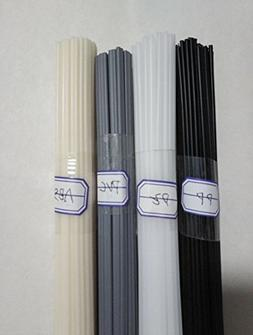 40PCS Plastic welding rods ABS/PP/PVC/PE welder rods for pla