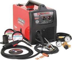 LINCOLN ELECTRIC K2697-1 Portable MIG Welder, Easy MIG 140 S