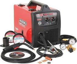 LINCOLN ELECTRIC K2698-1 Portable MIG Welder, Easy MIG 180 S