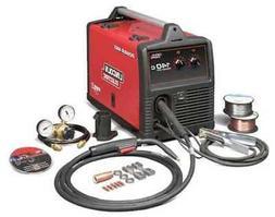 LINCOLN ELECTRIC K2471-2 Portable MIG Welder, Power MIG 140C