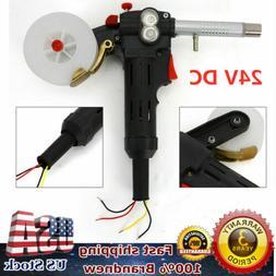Portable Welder 24V MIG Welding gun Welding Machine Wire Fee