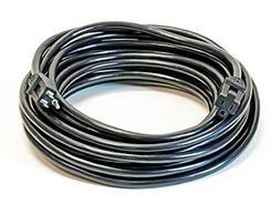 Milspec 25' Pro Power SJTW Extension Cord, 12/3 AWG, Black