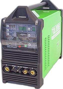 Everlast PowerPro 256D Digital ACDC Tig Stick Pulse Plasma C