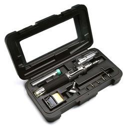 Professional 10 in 1 Soldering Iron Kit HS-1115K Butane <fon