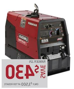 ranger 225 engine driven welder k2857 1