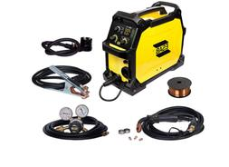 ESAB Rebel EM 215ic MIG Welder Package 0558102346, 120/230 V