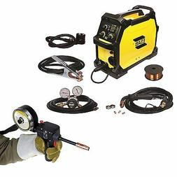 ESAB Rebel EM 215ic MIG Welder with Spoolgun