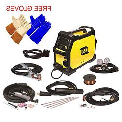ESAB Rebel EMP 215ic MIG/Stick/Tig Welding Machine - FREE TI